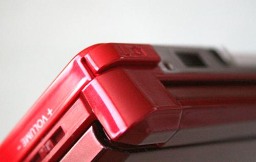 3DSのLボタン