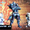 【MH4】北海道LOVEハンターJUSTERさん登場! フレのシーナさん、今度こそ怒りラークリア♪