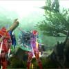 【MH4】偽トロキャプチャで静止画撮影開始~! 猫ハン4人でテオ様祭り♪