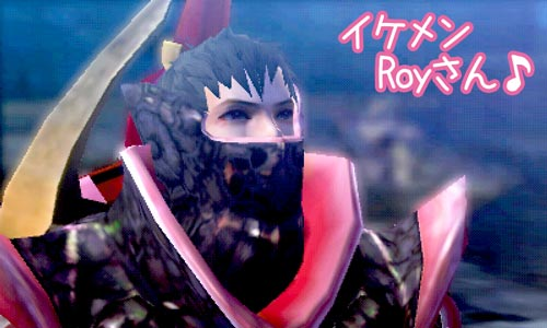 Royさん
