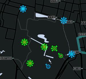 金沢城公園MAP