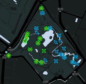 兼六園MAP