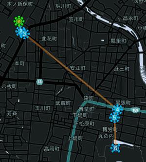 FS金沢MAP