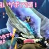 【MH4G】お久しぶりのセリシアさん、アースさん! 同時カチアゲGJ^^