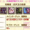 【MHX】村★6「高難度:四天王の凱歌」に挑戦!