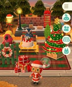 クリスマス(ポケ森)