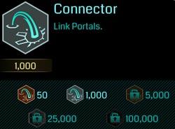 Connectorシルバー