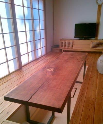 木組みの家のモデルハウス